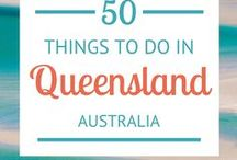 Queensland / Want to enjoy the sunny and exciting Gold Coast? Here're plenty of travel tips, beautiful photos, destination and resources to help you create your dream trip to Queensland!