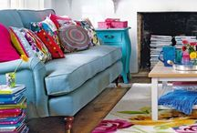 Decorating/Organizing Ideas / by Lesley Branscum