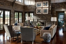 Living Areas / by Kylie Davidson