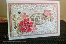 Handmade Card Inspiration / by Denise Fischer