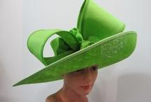 Hats / by Barbara Pendleton