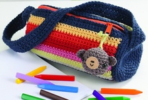 Crochet For Putting Things In