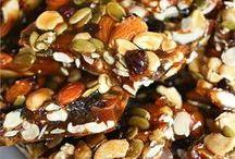 Nutty, Fudgy & Chewy / by Rachel Casian-Finch
