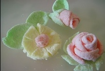 Recipe Ideas-Icing & Decorations / by Kay Kutchenriter
