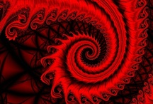 Fractals / Fractals, Mandelbrot (Z=Z2+C) & Fibonacci, Golden Ratio, Phi; The Mandelbrot set is a mathematical set of points whose boundary is a distinctive and easily recognizable two-dimensional fractal shape. The set is closely related to Julia sets (which include similarly complex shapes), and is named after the mathematician Benoît Mandelbrot, who studied and popularized it. / by Keith Pings