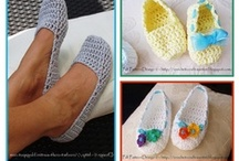 Crochet-Slippers/Accessories-Adults