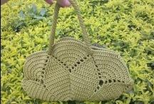 Crochet-Bags & Purses