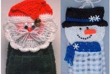 Crochet-Dish/Wash Cloths/Towels/Scrubbies