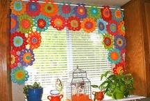 Crochet-Curtains