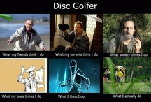 Disc Golf / Interesting past time and excuse to get out and enjoy colorful Colorado.  Of the more than 3000 established disc golf courses as of 2010, approximately 87% are free. The number of disc golf courses has more than doubled in 8 years from 2000 to 2008. The game is played in about 40 countries around the world. / by Keith Pings