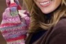 Crochet-Mittens