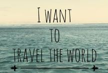 Travel Quotes / My favorite inspirational travel quotes