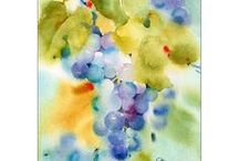 Art I Love, Mostly Watercolour / Art of any medium that  really appeals to me. / by Joan A Hamilton