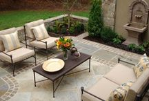 Outside Spaces / Don't forget to utilise outside space when creating your dream home