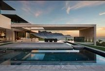 Amazing Homes / As well as finding some ideas for dream homes, we've also been checking out amazing homes from around the world. Enjoy!
