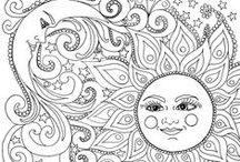 Coloring Pages / Printables