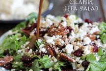 Salads / by Rachel Casian-Finch