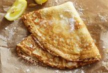 Pancake Day / It's pancake day! Here are our favourite recipes, ideas and images!