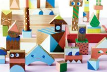 Let's play! / Toys for the little ones / by Krista Lahaye