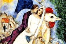 Art of Marc Chagall / by Gary Waits