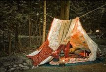 Gone Glamping / Why shouldn't camping be sexy?