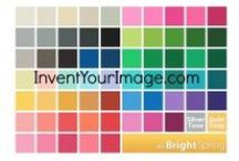 Color & Closet Analysis Products and Tools by Invent Your Image / All #coloranalysis products were created based on the 12 Tone Munsell Color System, formally know to some as #Sci/Art system.  All #Closet Analysis tools are copyrighted and created my Invent Your Image.  #InventYourImage offers retail for the public and wholesale pricing for qualified Certified #12 Tone Color Analyst & #Stylists  Contact www.inventyourimage.com for more information.