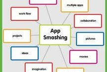 App Smashing / by Donna Baumbach