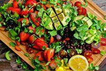 Succulent Salad / by Emily Morson