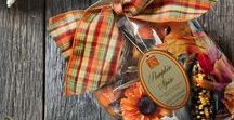 pumpkin spice \\ aromatique / Beautiful Fall Botanicals Fragranced with Pumpkin and Spices