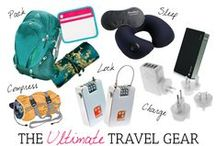 Awesome Travel Products / Awesome Travel Products for the Adventuress