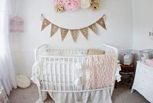 Baby P nursery / Our new baby's room