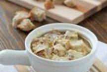 Soups / by Barbara Pendleton