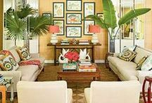 Home Office Obsession / Travel-Inspired Home Office Inspiration