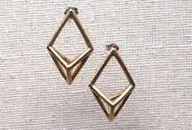 Wit & Pepper / Wit & Pepper jewelry designs, Made in Seattle, WA