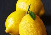 Lemon / Lemon is a timeless scent and ingredient.