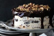 Sweet Food / Puddings, cakes, biscuits and desserts