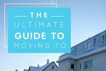 Tips for Moving Abroad / Expat guides and tips for moving abroad!