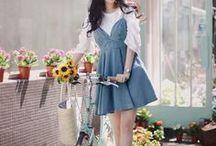 Korean Streetstyle Fashion Women
