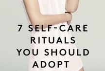 Self Love Essentials / self-love, lifestyle, self-care, self-love tips, affirmations, better life, positive thinking, life
