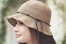 Crochet-2 / 코바늘 모자, 가방