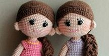 Crochet Toy / 코바늘인형