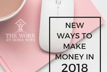 Jobs & Extra Money / jobs, money, business, extra money, passive income,  earn money, make money, online jobs, work from home, jobs for stay at home moms, high paying jobs
