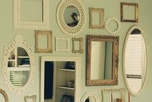 rooms and home decor / by Donialle Killen