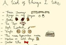 My Favorite Randomness / by Madi Burton
