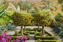 Gardens / by Tu-anh P