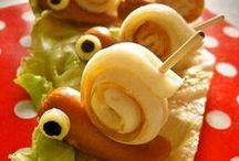 Baby and kids food / by Natalie Leblanc