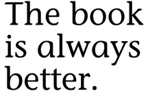 i love to read / Well, I really do.