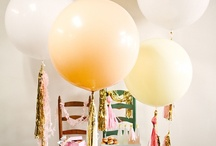 Balloons / by Tu-anh P