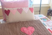 Snuggle / Quilts, blankets, pillows, and plush / by Elizabeth Veltre