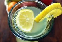 Beverages / Refreshing, energising, healthy drinks, smoothies, waters... / by Eiswuerfel Im Schuh